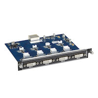 Modular Video Matrix Switcher Input Card - DVI-D