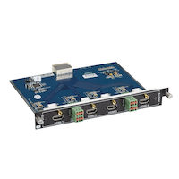 Modular Video Matrix Switcher Input Card - 4K, HDMI, Audio