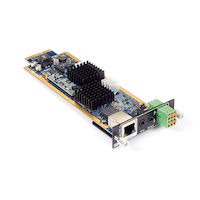 Modular Matrix Switcher Video Output Card HDBaseT 4K Audio