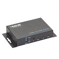 HDMI-to-VGA Scaler and Converter with Audio