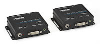 XR DVI-D Extender with Audio - RS-232 and HDCP