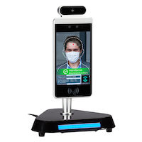 BDS-8 Temperature Screening Kiosk with Facial Recognition, HDMI, Audio
