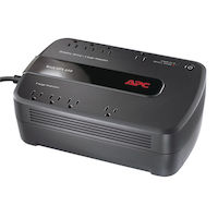 APC Back-UPS - 120V, 650VA, 390-Watt, 8-Outlet