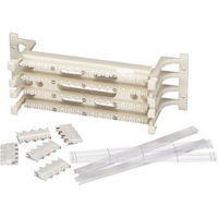 Cat6 Wiring Block Kit 64-Pair