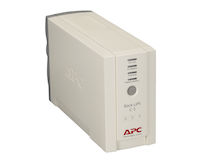 APC Back-UPS - 120V, 500VA, 300-Watt, 6-Outlet, Beige