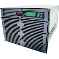 10U APC Symmetra Rm, 208-Vac Output, 6Kva