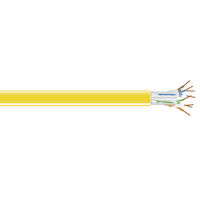Connect CAT5e 100-MHz Bulk Cable - Solid, Unshielded, PVC
