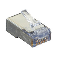 Cat5E EZ Shielded Plug 100-Pack