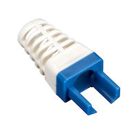 CAT6 EZ Boot - Blue, 25-Pack