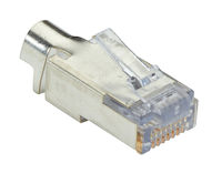 CAT6 EZ Shielded Plug - 25-Pack