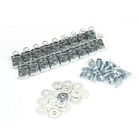ClimateCab Channel Mounting Hardware Kit