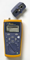 Fluke Networks CableIQ Qualification Tester