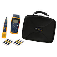 Fluke Networks CableIQ Network Cable Tester Kit with Tone Generator