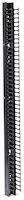 Vertical IT Rackmount Cable Manager - 45U x 3.5