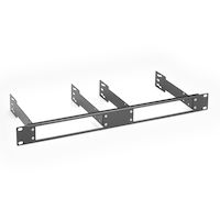 Rackmount bracket for 2 Emerald™ KVM over IP Matrix Switches