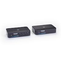 INVISAPC KVM Over IP Extender Kit, DVI-D, USB HID, USB2.0