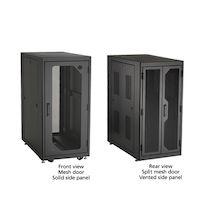 "Elite Data Cabinet - 24U, 48""H x 30""W x 32""D"