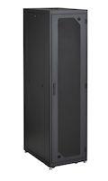 Elite Server Cabinet - 38U, Mesh-Front, Black