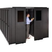 Elite Cold Aisle Containment System - 42U