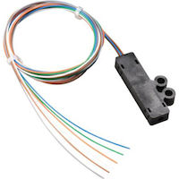 Fiber Fan-Out Kit 6-Fiber 36
