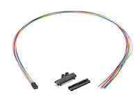 Fiber Fan-Out Kit - 12-Strand, 25