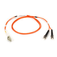 EFN6000 Series OM2 50-Micron Multimode Fiber Optic Patch Cable - Duplex, PVC