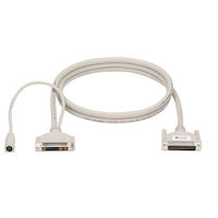 ServSwitch to Keyboard/Monitor/Mouse Cable, Sun 13W3 Coax, 10-ft. (3.0-m)