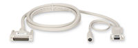 ServSwitch to Multisync Monitor and Sun Keyboard/Mouse User Cable - Coax, 5-ft. (1.5-m)