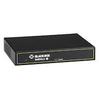Emerald® PE KVM Extender Transmitter with Virtual Machine Access - Single-Head, DVI-D, V-USB 2.0, Audio