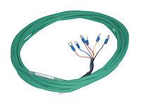 Alertwerks Environmental Monitoring System Dry-Contact Sensor 5 Inputs 15 Foot Cable