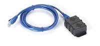 Environmental Monitoring System Dual Temperature Humidity Sensor 5 foot Cable