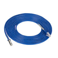 Environmental Monitoring System SNMP Waterproof Temperature Sensor 15 foot Cable