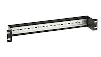 AlertWerks Rackmount DIN-Rail Bracket - Single, 1U