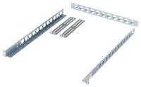 Equipment Mounting Rails - 4 Post, 1U