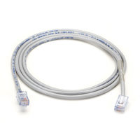 T1 Cable - RJ48 to RJ48, Crossed-Pinned, 10-ft.