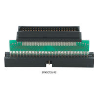 Internal SCSI Adapter Micro D68 Male To IDC50 Male