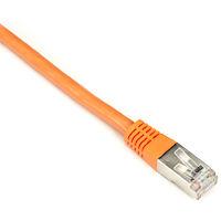 Cable de conexión Ethernet CAT5e de 100 MHz con fundas delgadas moldeadas - F/UTP