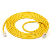 CAT5 100-MHz Stranded Ethernet Patch Cable - Unshielded (UTP), CM PVC, No Boot (RJ45 M/M)