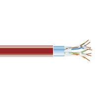 CAT5e 350-MHz Bulk Cable - Solid, Shielded, PVC