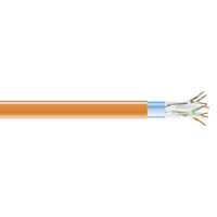CAT6 400-MHz Bulk Cable - Solid, Shielded, Plenum