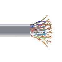 CAT5e 100-MHz Solid Ethernet Bulk Cable - Unshielded (UTP), CMR PVC (RJ45 M/M)