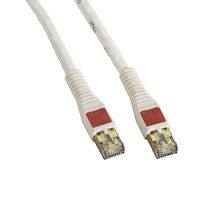 GigaTrue® CAT6A 500-MHz Push-Pull Locking High-Density Data Center Stranded Ethernet Patch Cable - Unshielded (UTP), CM PVC (RJ45 M/M)