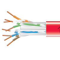 GigaTrue CAT6 550-MHz Bulk Cable - Solid, Unshielded, Plenum