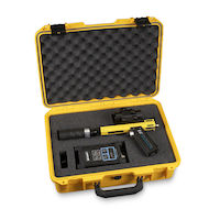 Fiber Fault Finder Gun Includes Case