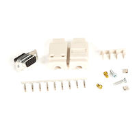 DB9 Female Connector Assembly Kit