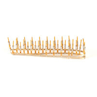 Crimp Pins M/34 Or M/50 Male 10-Pack