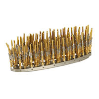 Crimp Pins - M/34 or M/50, Female, 100-Pack