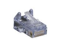 RJ45 Snagless Plug 10-Pack
