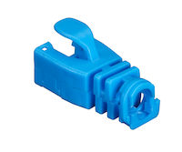 Snap-On Snagless Cable Boot - Blue, 50-Pack