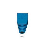 Snagless Cable Boot - Blue, 50-Pack